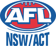 AFL NSW ACT logo.
