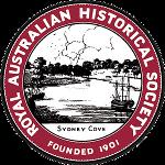Royal Australian History Society logo.