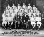 1922 NSW State Schoolboys Team