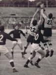 1950 NSW v QLD in Brisbane