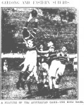 1927 Eastern Suburbs FC v Geelong FC