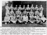 1908 NSW State Team v Norwood FC in Sydney