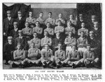 1911 NSW State Team in Adelaide