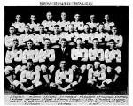 1933 NSW State Team @ Sydney Carnival