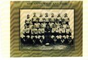 1939 NSW AFL Team in Brisbane small