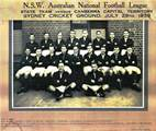 1939 NSW Team v Canberra @ SCG small