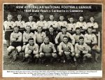 1939 NSW v Canberra in Canberra
