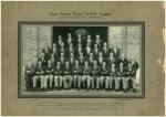 1950 NSW All States Carnival Team, Brisbane