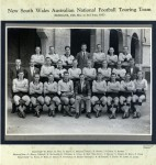 1953 NSW Team v QLD in Brisbane