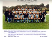 1987 NSW State Team v VFA at Lavington