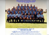 1988 NSW AFL State of Origin Team - Adelaide small