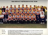 1994 NSW-ACT AFL Rep Team small