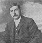 Albert Nash - NSW AFL Life Member & league president 1903-14