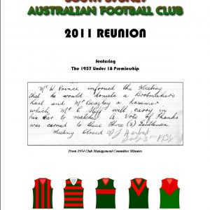 South Sydney Australian Football Club history