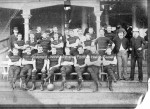 26 June 1886 NSW Team v Queensland
