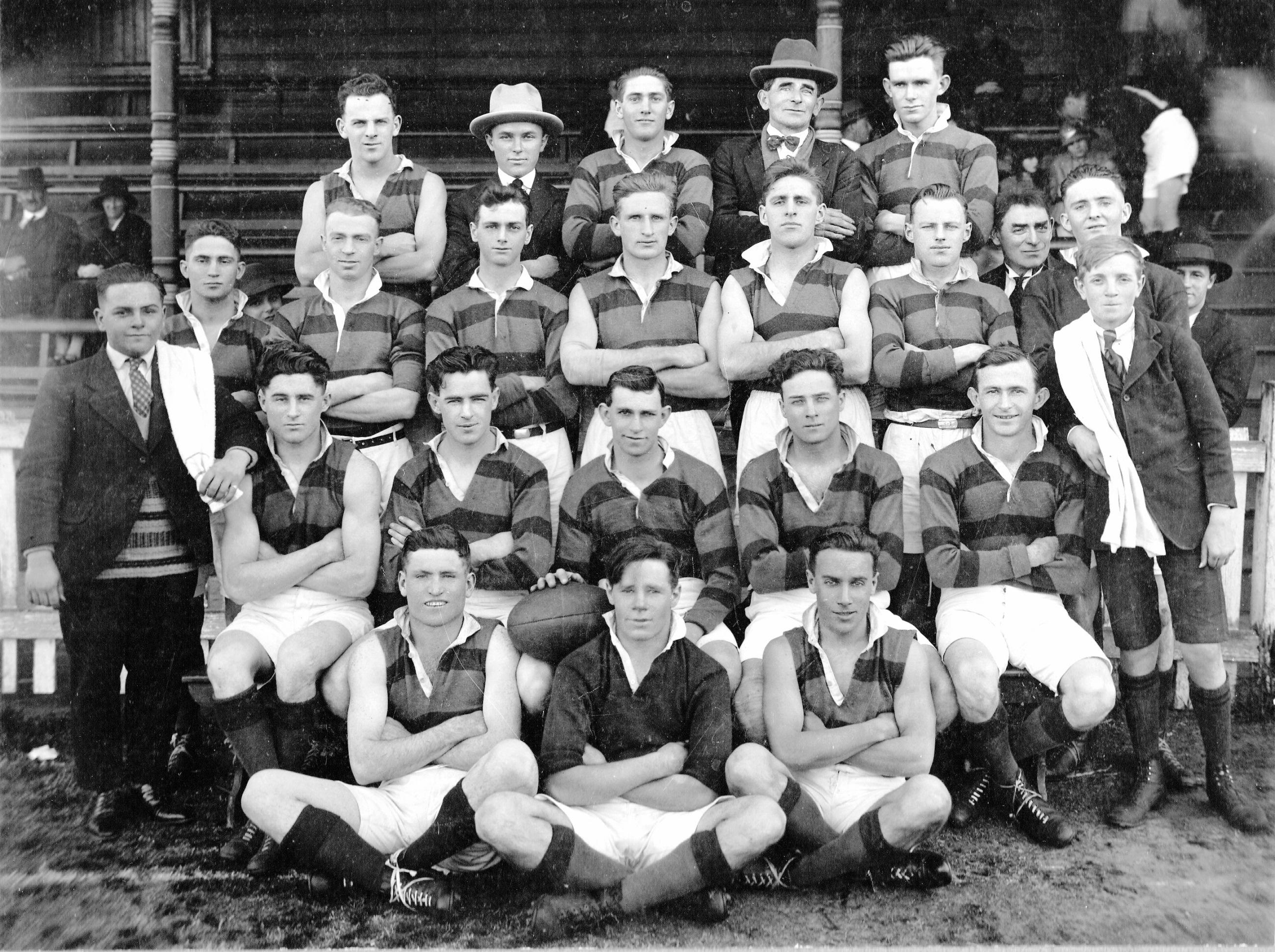 SOUTH SYDNEY FC – Gallery – NSW Australian Football History