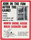 1974 North Shore Licensed Club small
