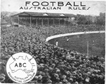 1938 ABC Book of Rules - Aust Football small
