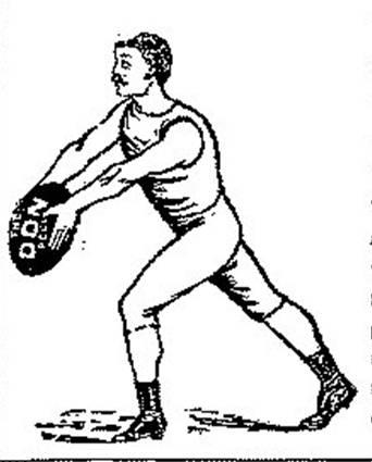 1908 Footballer