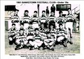 1961 Bankstown FC U19s with names small