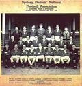 1949 - Metropolitan Football Assn Rep Team small