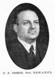 N P Joseph President NSWANFL 1936-45
