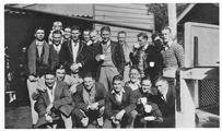 1938 NSW State Team to Launceston 1 small
