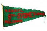 1945 South Sydney FC Reserve Grade Flag