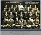 1937 Rosebery Football Club - 1st Grade small