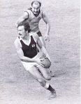 1979 Second Div GF - St Ives V Banks Sports - Jeff Irvine