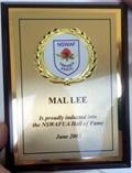 2014 Mal Lees Umpires Award thumbnail
