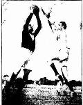 1925-08-17 Evening News p.1 (15 Aug match - NSW v VFL) thumbnail