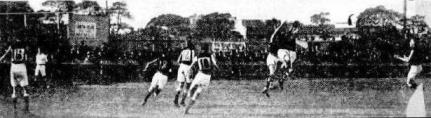Footy in the Depression