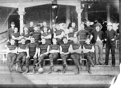 1886 NSW Team v Qld at SCG small2