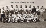1945 NSW Team v St Kilda small