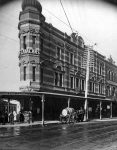 Flanagans Hotel, iverpool Street Sydney. The scene of many early meetings and functions