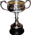1933 Major Condor Trophy for best player in the ANFC Sydney Carnival won by Jimmy Stiff