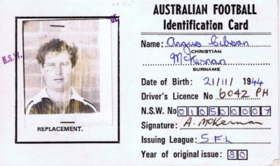 1980 Player Identification
