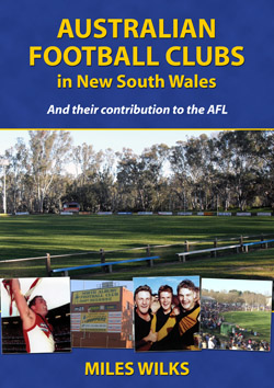 Australian Football Clubs in NSW by Miles Wilks