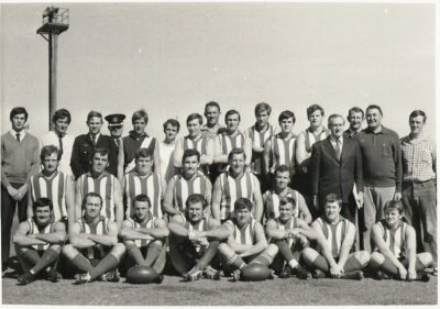 1973 NSW Police Team