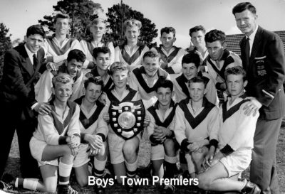 1960 Boystown Engadine Under 14 Premiers