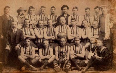 West Sydney – 1903 Sydney Reserve Grade Premiers
