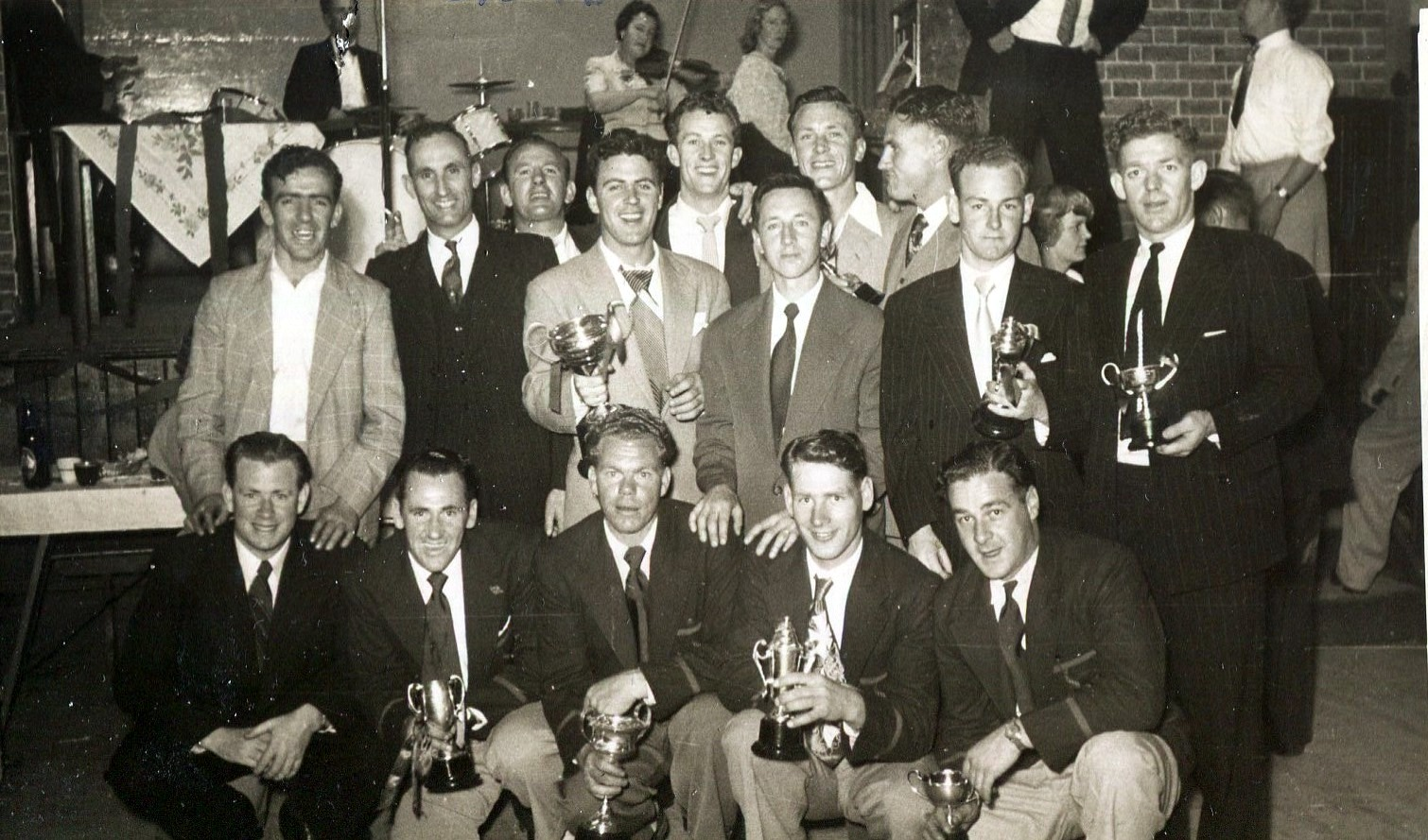 1950 Sydney Naval Presentation Night